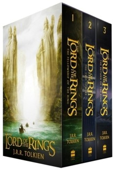 the lord of the rings books