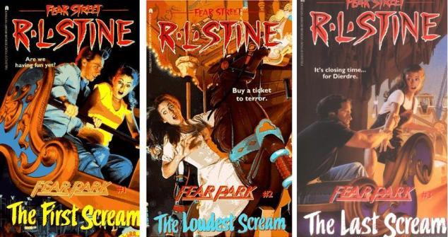 R.L. Stine's Fear Street: Fear Park