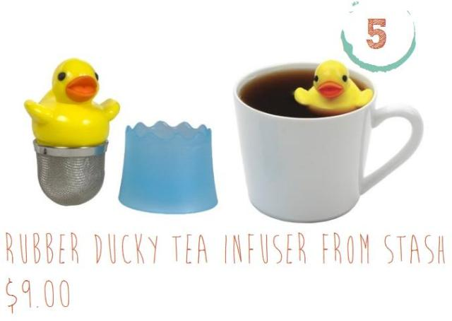 Rubber Duck Tea Infuser, Stash Tea