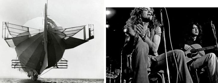 Zeppelin LZ 4 or Led Zeppelin. You pick, either will suffice.