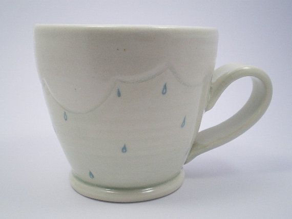 Rainy Day from The Celadon Studio @ Etsy.com