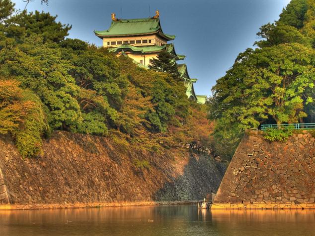 Nagoya Castle from Yevgen Pogoryelov