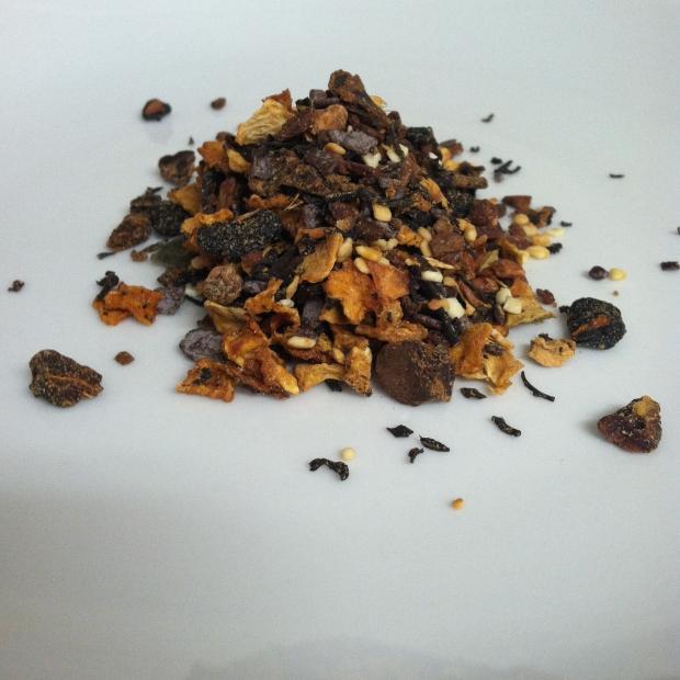 Pumpkin Spice Brulee Oolong Tea