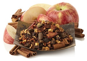 Spiced Apple Cider Rooibos Tea