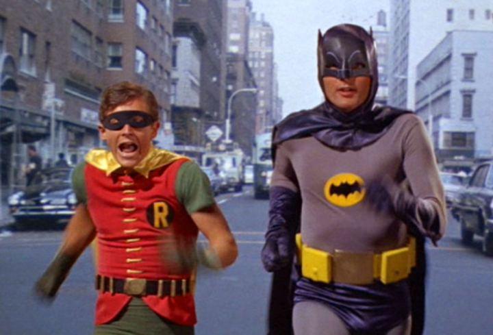 Batman tv series (1966-1968)