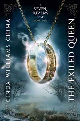 Book Cover for The Exiled Queen by Cinda Williams Chima