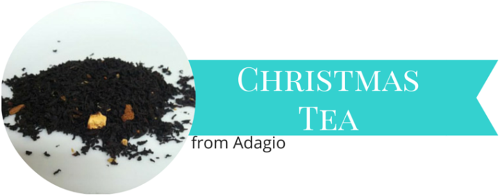 Christmas Tea from Adagio