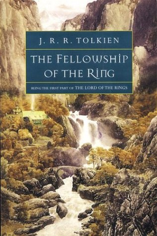 Fellowship of the Rings book Cover