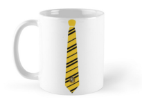 Harry Potter Hufflepuff Tie Mug