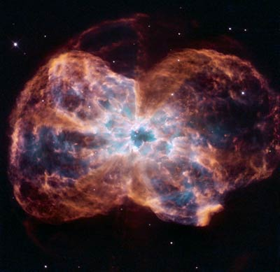 demise of a star