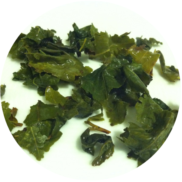 Iron Goddess Oolong Tea full