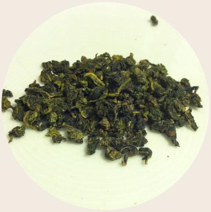 Iron Goddess Oolong Tea
