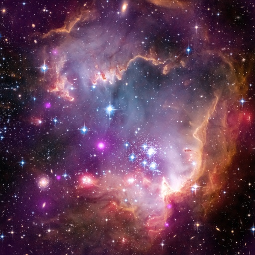 magellanic cloud