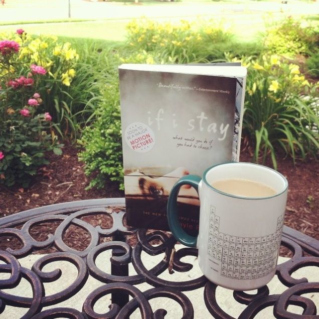 If I Stay and Coffee