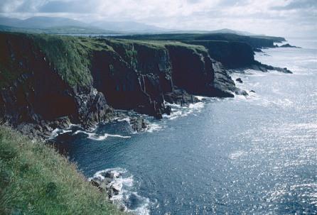 Cliffs of Ireland by Patrik M. Loeff -- CC