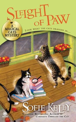 Sleight of Paw book Cover