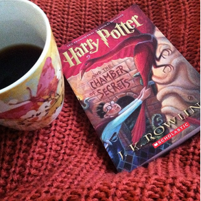 Potter and coffee