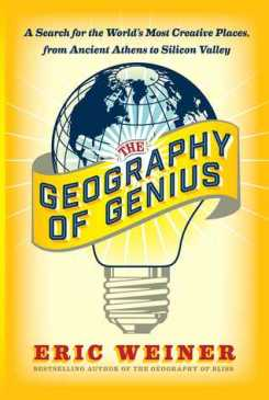 the geography of genius by eric weiner