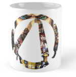 Borderlands Mugs