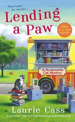 Lending a Paw by Laurie Cass Book Cover