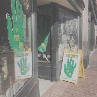 green hand books
