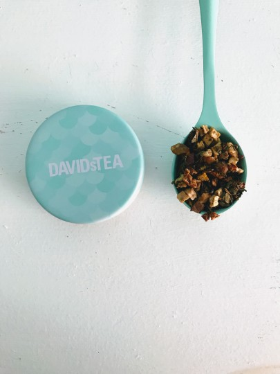 DavidsTea Just Peachy