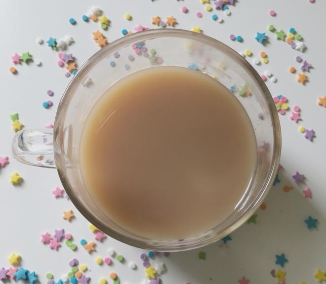 DavidsTea Cotton Candy Tea Latte