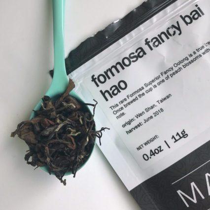 Formosa Fancy Bai Hao Tea from Masters Teas
